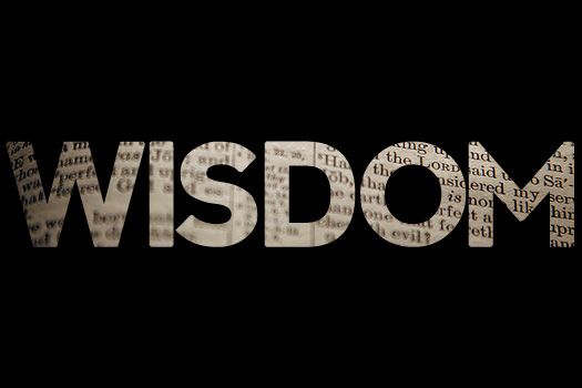 Thoughtful Thursday: The Purpose of Wisdom
