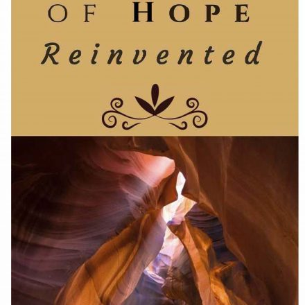 HopeReinvented EBook Cover by Denise Pass