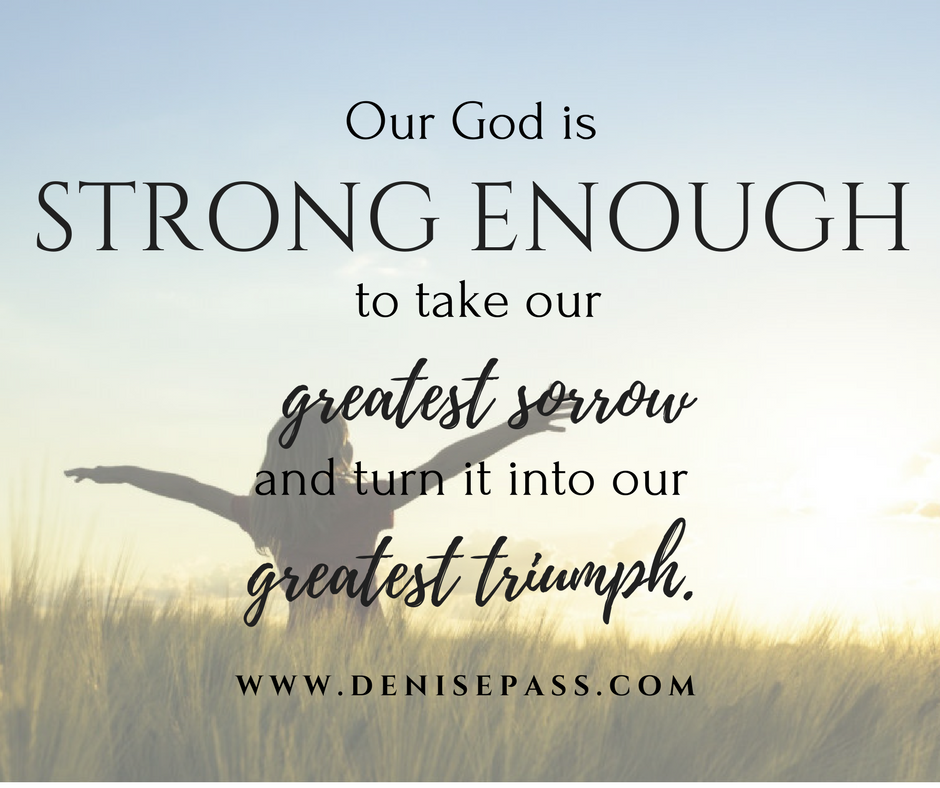 Psalm 59 16 17 But I Will Sing Of Your Strength Yes I: Strong Enough