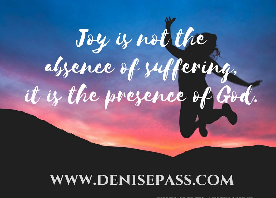 Joy at all Times