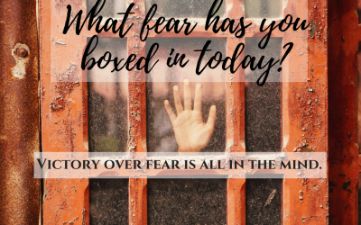 How To Pass and Surpass The Test of Fear