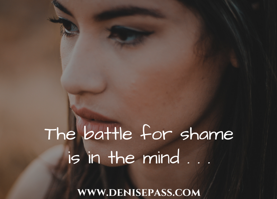 The Battle for Shame is in the Mind