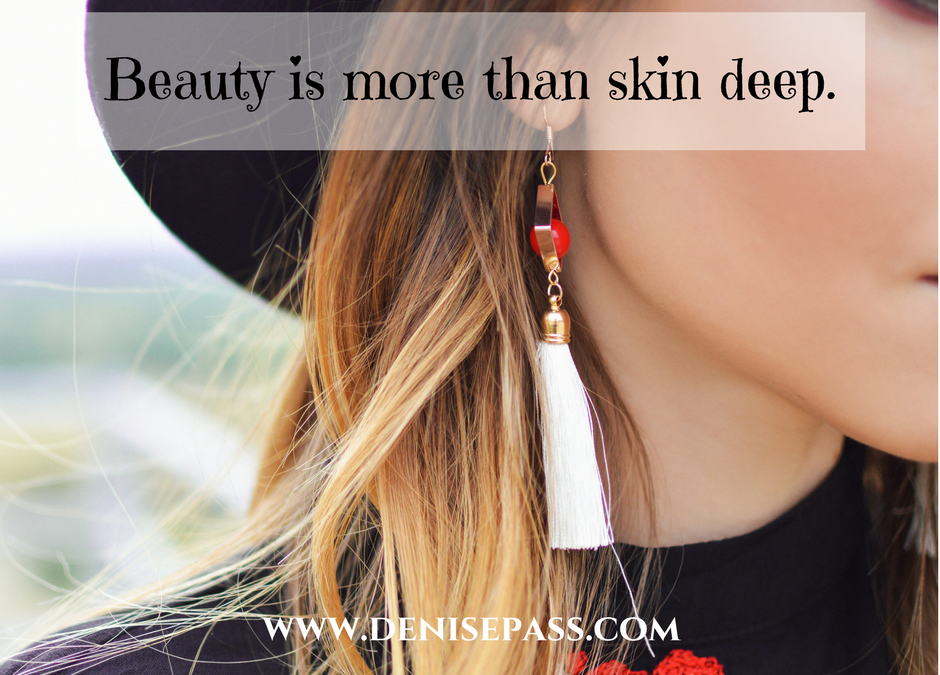 True Beauty is More Than Skin Deep