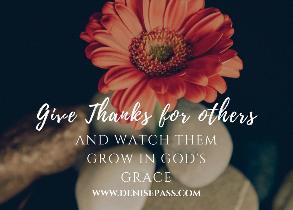 Making Room for Gratitude: Day 19