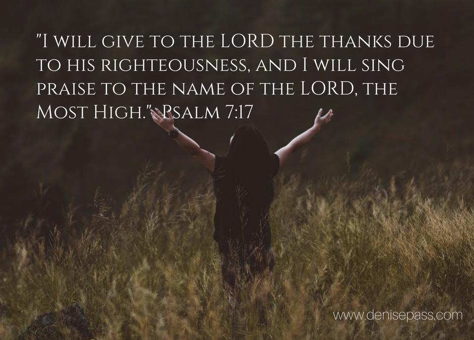Making Room for Gratitude: Day 20