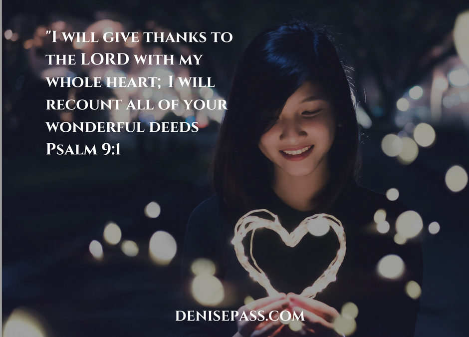 Making Room for Gratitude: Day 21