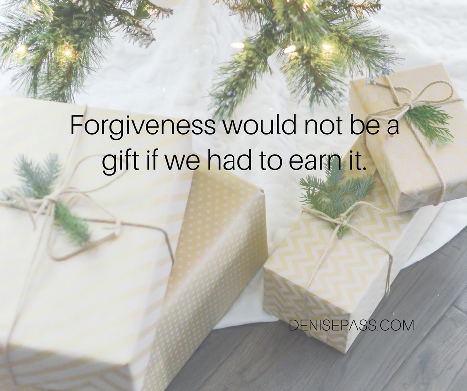 what does christmas mean to you a gift of forgiveness