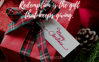 What Does Christmas Mean to You ~ A Gift of Redemption