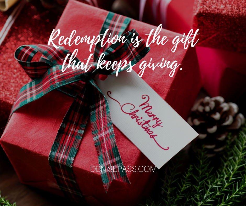 what does christmas mean to you a gift of redemption