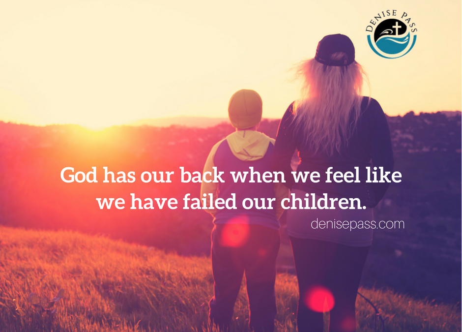 Hope for Parents When We Feel Like a Failure