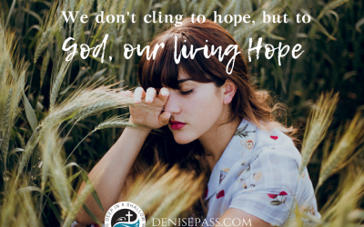 The Secret to Hanging onto Hope