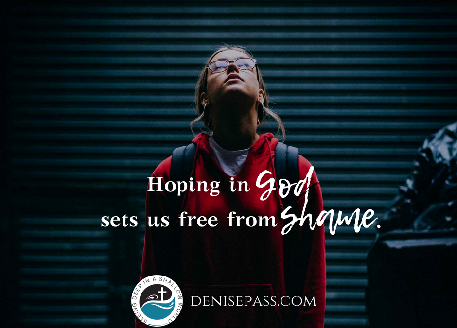 Hope in Christ – The Remedy for Shame