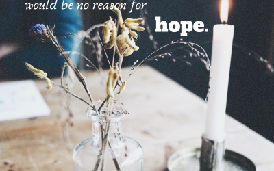 Holding Onto A Hope That Never Fails