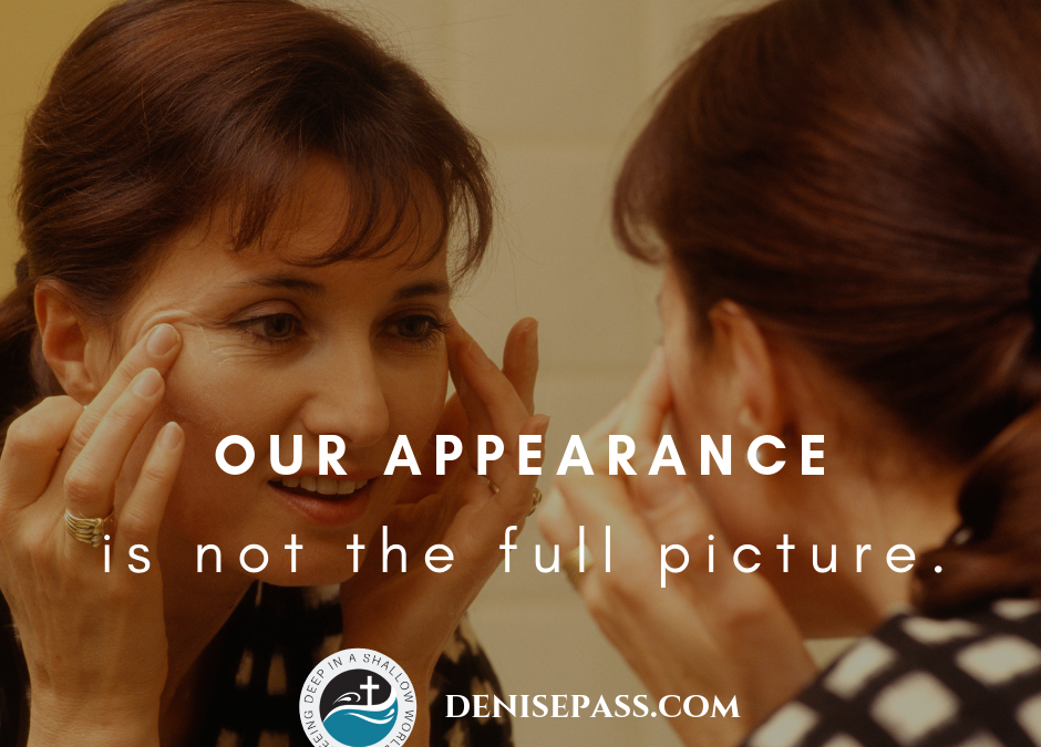 Our Appearance is not the Full Picture