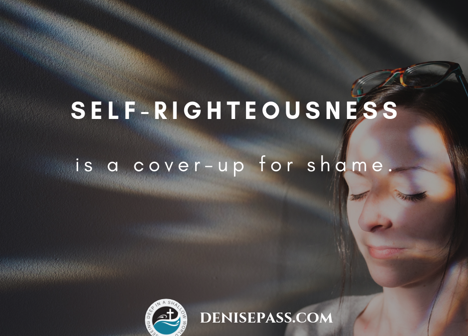 Uncovering the Hidden Faces & Places of Shame