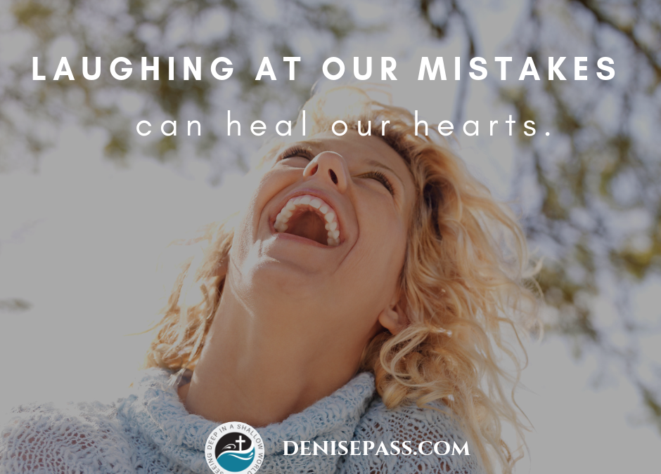 Embracing the Humor of Shame