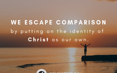 Escaping the Cycle of Comparison