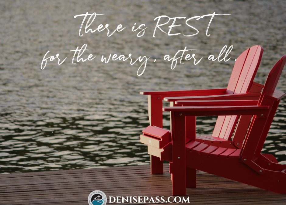 Honoring the Sabbath—Why God Wants us to Rest