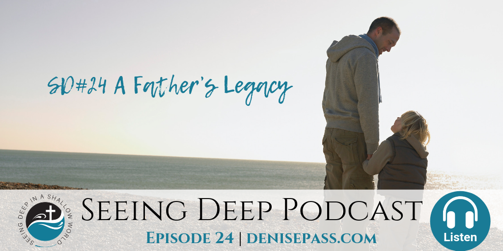 SD#24 A Father's Legacy