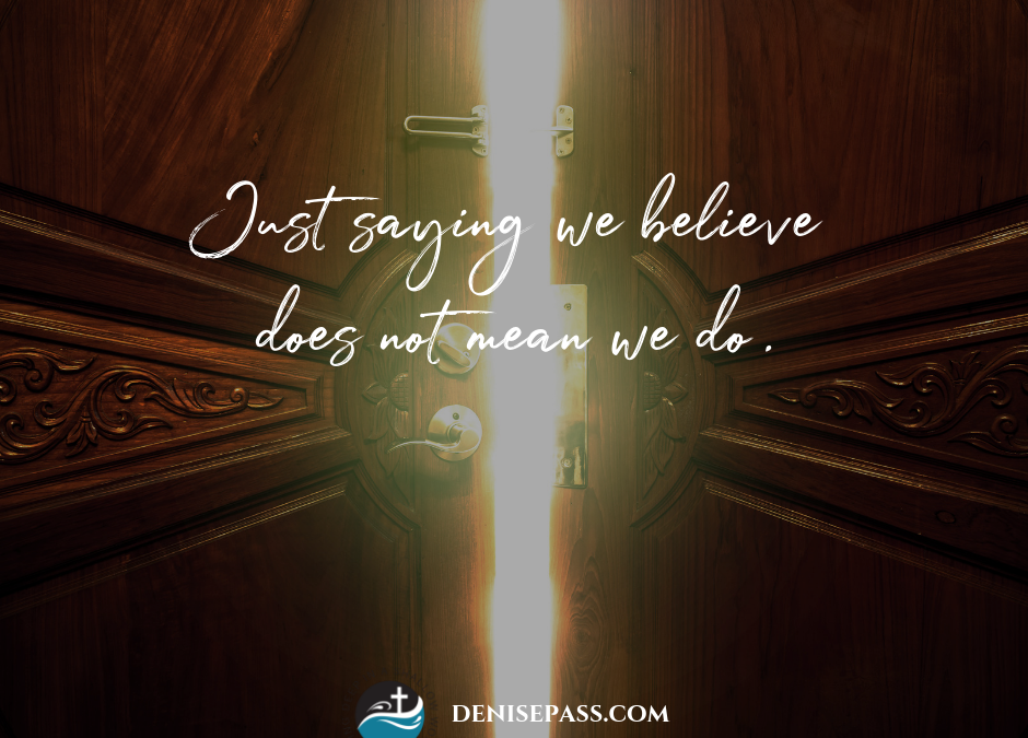 Helping Our Unbelief When Life Seems Hard