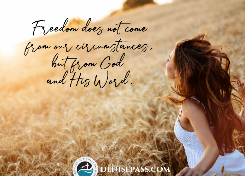 Finding Freedom from Anxiety