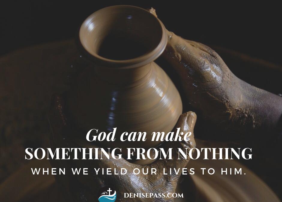 Making Something From Nothing