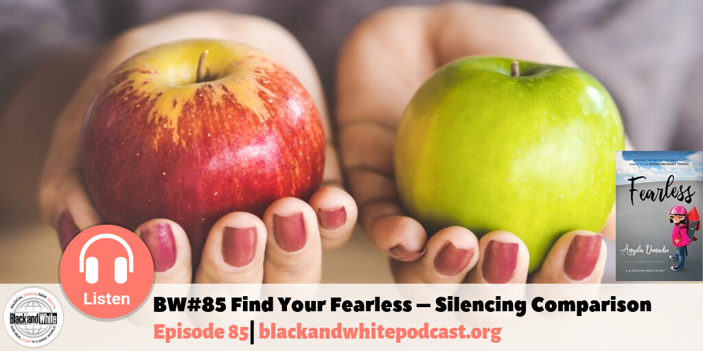 BW#85 Find Your Fearless – Silencing Comparison