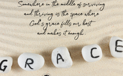 Finding Grace When We Aren't Enough