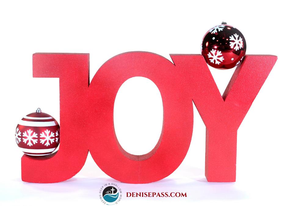 Kindling A Joy-Filled Christmas