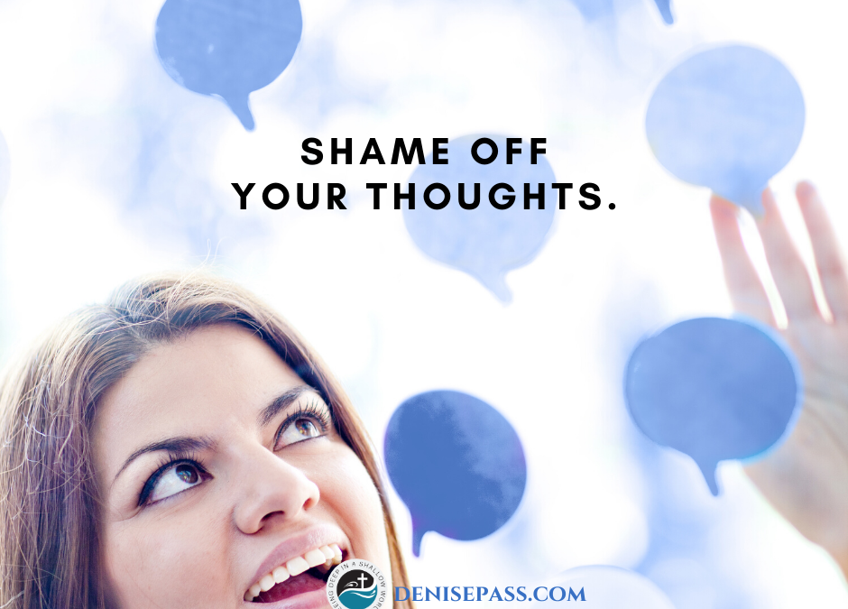 Shame Off Your Thoughts