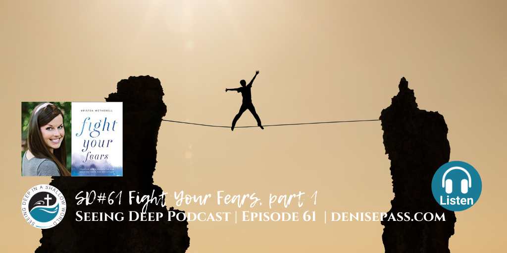 SD#61 Fight Your Fears, part 1