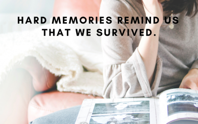 Removing Shame's Sting from Memories