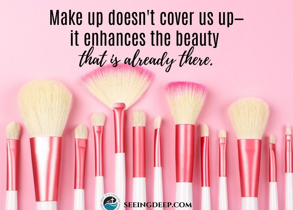 Body Image Hacks – The Role of Makeup