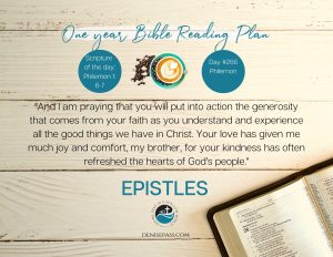 Living in the grace paradigm