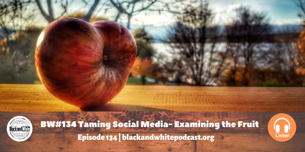 BW#134 Examining the Fruit of Social Media, Part 1