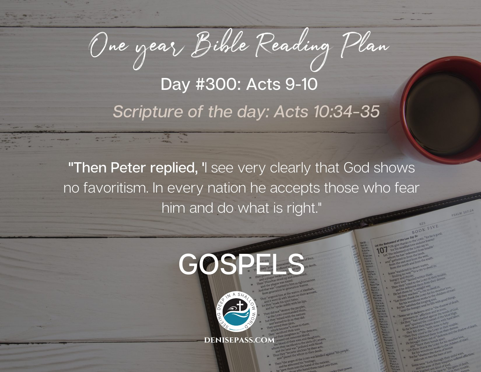 Finding Favor with God—October 26 Bible Reading Plan ...