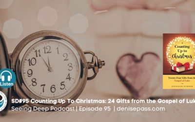 SD#95 Counting Up To Christmas- 24 Gifts from the Gospel of Luke
