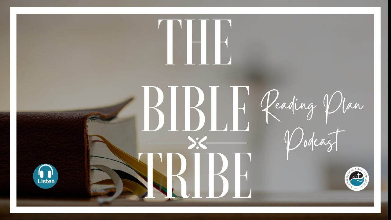The Bible Tribe Podcast