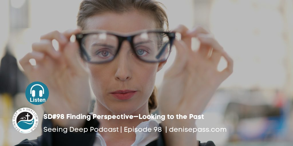 SD#99 Finding Perspective—Looking to the Present