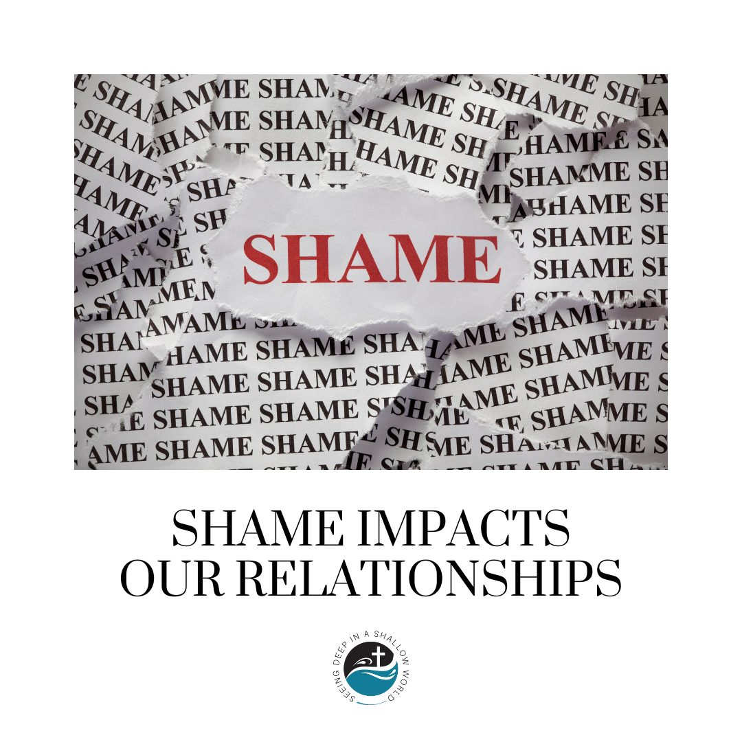 Removing Shame from our Relationships