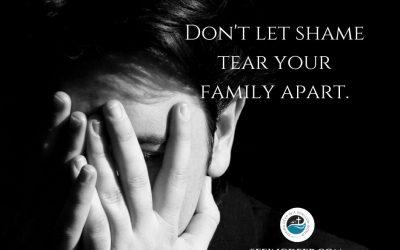 Removing Shame from Broken Family Relationships
