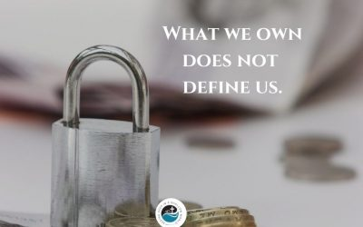 What we own does not define us