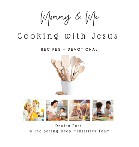Mommy and Me: Cooking with Jesus