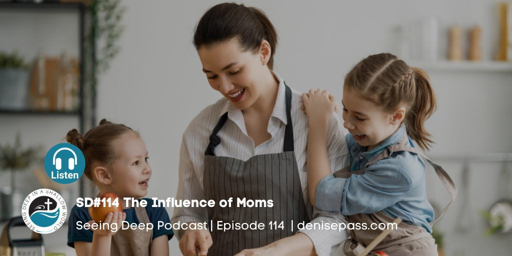 the influence of moms