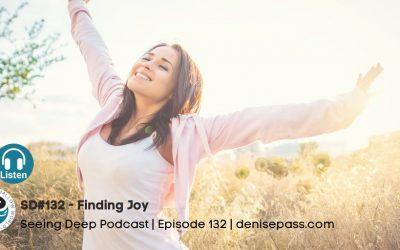 SD#132 Finding Joy