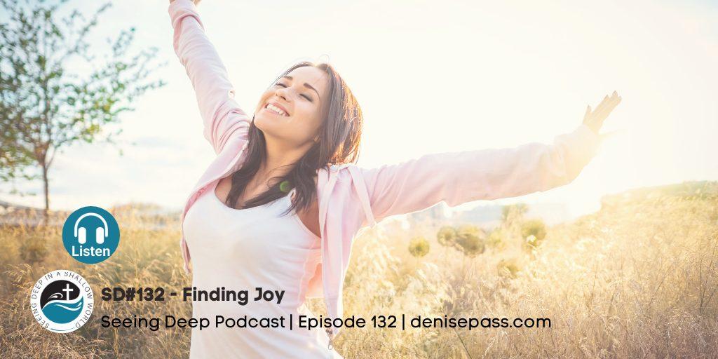 SD#133 Spreading Joy